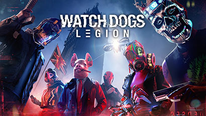 Watch Dogs: Legion - gamescom 2020