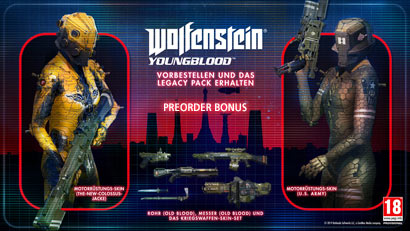 Wolfenstein: Youngblood Preorder