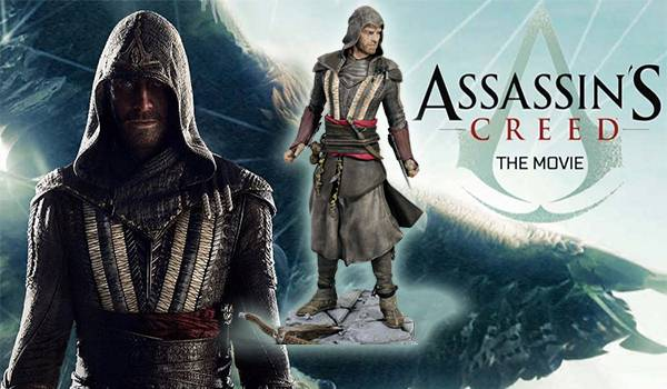 Assassin's Creed Movie - Aguilar
