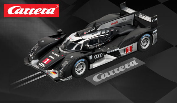 Carrera Auto Audi R18 No. 1 Spa 1000km
