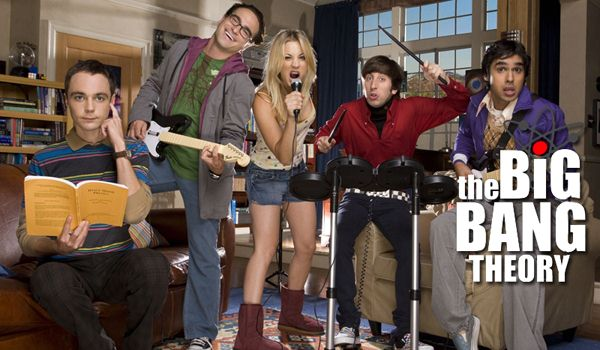 The Big Bang Theory: Staffel 2