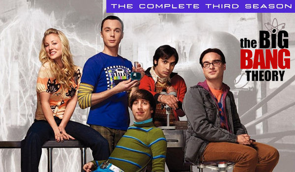 The Big Bang Theory: Staffel 03