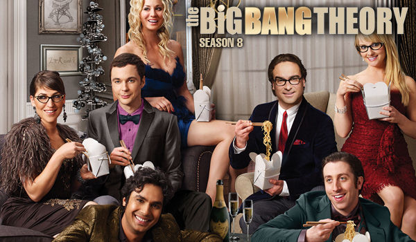 The Big Bang Theory: Staffel 8
