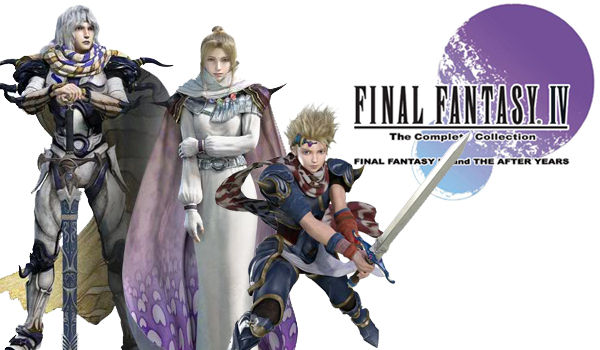 Final Fantasy 4 - The Complete Collection -E-