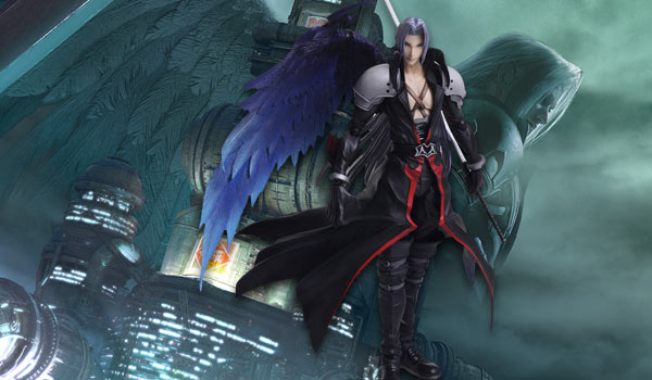 Final Fantasy 7 - Sephiroth (Another Form Variant)
