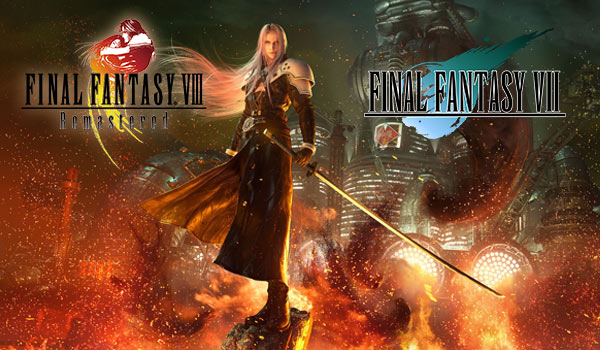 Final Fantasy 7 + Final Fantasy 8 Remastered - Twin Pack