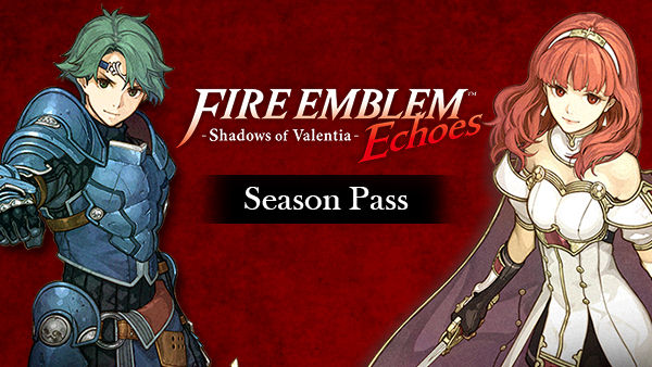 Fire Emblem Echoes - Season Pass