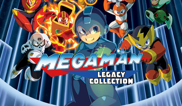 Mega Man Legacy Collection 1