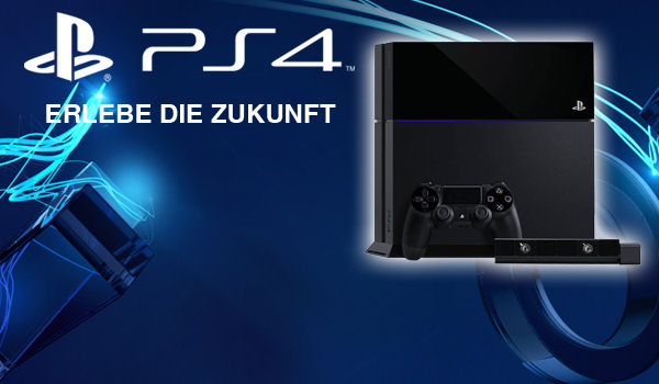 Sony Playstation 4 PAL