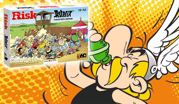 Risk - Asterix Collector's Edition
