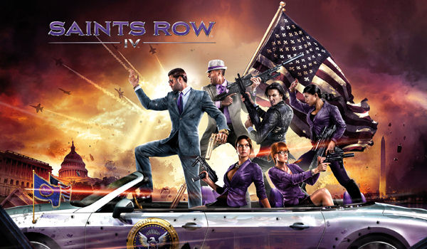 Saint's Row 4: Re-Elected