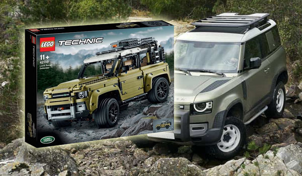 LEGO Technic: Land Rover Defender (42110)