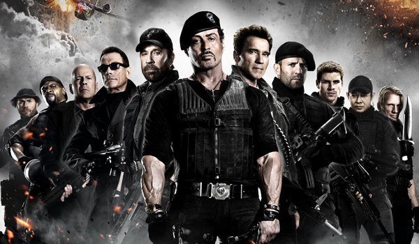 The Expendables 2: Back for War