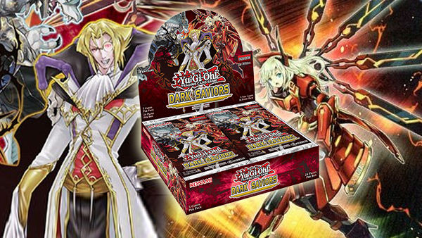 Yu-Gi-Oh! Dark Saviors Booster Display