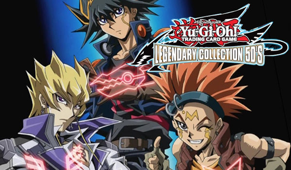 Yu-Gi-Oh! Legendary Collection 5D's