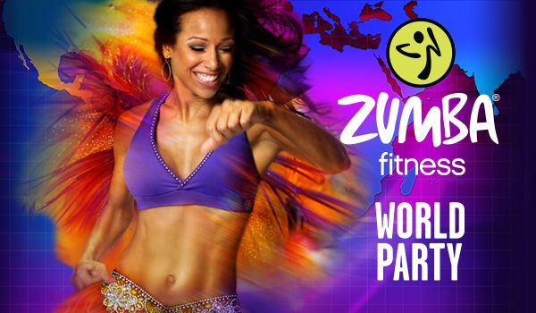 Zumba Fitness: World Party -E-