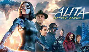 Alita: Battle Angel Blu-ray