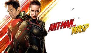 Ant-Man and the Wasp Blu-ray UHD (2 Discs)