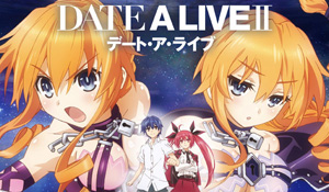 Date a Live II Vol. 1 - Limited Edition (inkl. Schuber) Blu-ray
