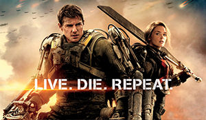 Live. Die. Repeat. Blu-ray