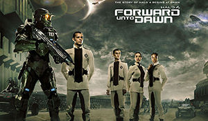 Halo 4: Forward Unto Dawn Blu-ray