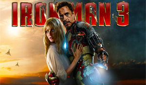 Iron Man 3 - Limited Lenticular Edition Blu-ray 3D