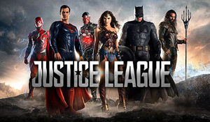 Justice League Blu-ray 3D