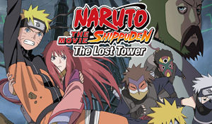 Naruto Shippuden The Movie 4: The Lost Tower