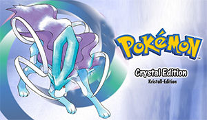 Pokémon - Kristall-Edition (Code in a Box)