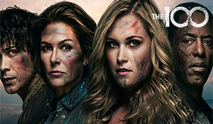 The 100: Staffel 3 Box (4 DVDs)