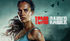 Tomb Raider (2018) Blu-ray 3D