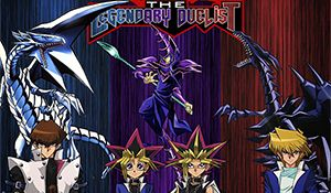 Yu-Gi-Oh! Legendary Duelist Booster Display