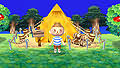 "Screenshot ""Animal Crossing: New Leaf - Welcome amiibo"""