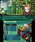 "Screenshot ""Etrian Odyssey 2 Untold: The Fafnir Knight"""