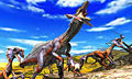 "Screenshot ""Monster Hunter 4 Ultimate"""