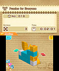 "Screenshot ""Picross 3D: Round 2"""