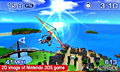 "Screenshot ""PilotWings Resort"""