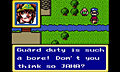 "Screenshot ""Shining Force: Sword of Hajya"""