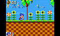"Screenshot ""Sonic the Hedgehog"""