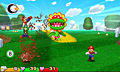 "Screenshot ""Mario & Luigi: Paper Jam Bros."""