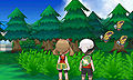 "Screenshot ""Pokémon Alpha Saphir"""