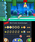 "Screenshot ""Poochy & Yoshi's Woolly World (inkl. Aufbügelbilder)"""