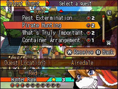 "Screenshot ""Solatorobo: Red the Hunter"""