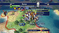 "Screenshot ""Civilization Revolution"""