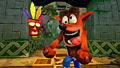 "Screenshot ""Crash Bandicoot N. Sane Trilogy"""