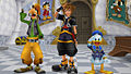 "Screenshot ""Kingdom Hearts HD 1.5 + 2.5 ReMIX"""