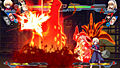 "Screenshot ""Nitro+ Blasterz: Heroines Infinite Duel -US-"""