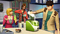 "Screenshot ""Die Sims 4: Get together"""