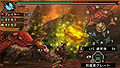 "Screenshot ""Monster Hunter Portable 3rd -JP-"""