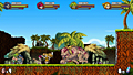 "Screenshot ""Caveman Warriors - Deluxe Edition"""